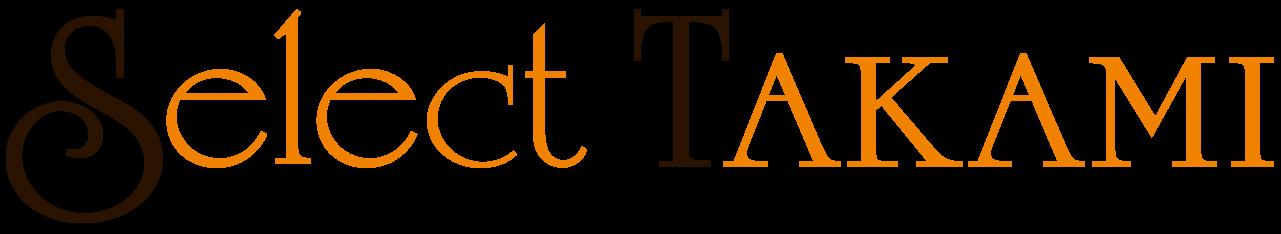 Select TAKAMI ロゴ画像