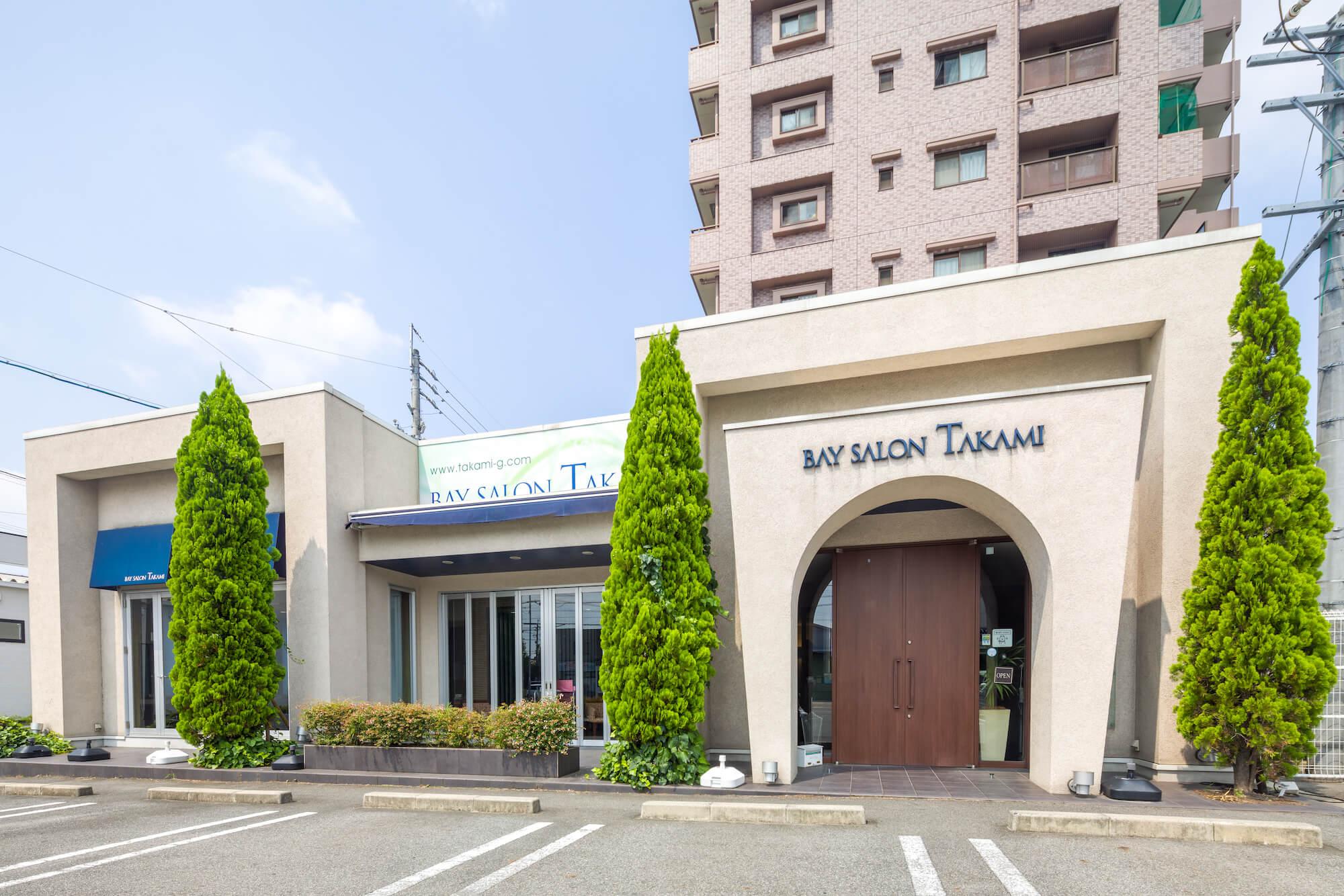 BAY SALON TAKAMI 店舗画像