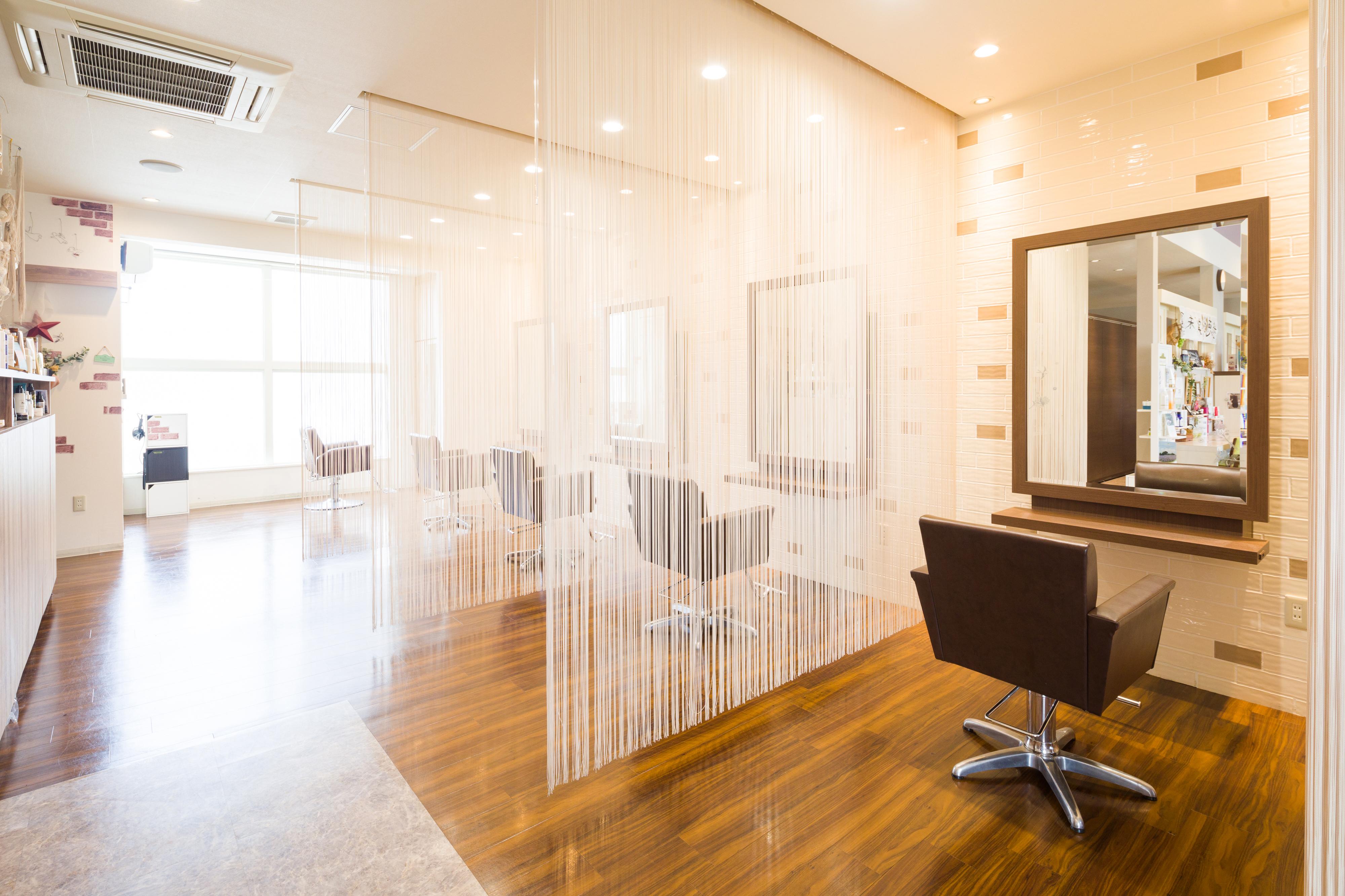 プライベート空間・個室の画像